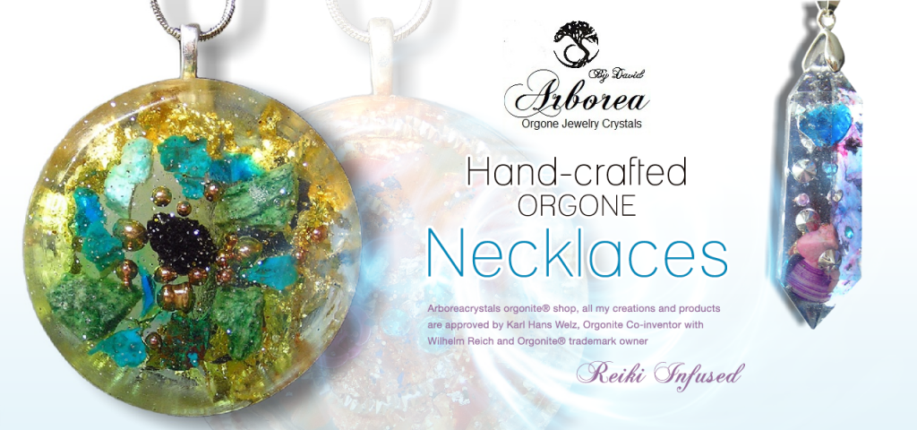 Orgone Necklace